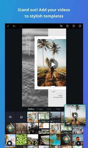 Canva: Graphic Design, Video, Invite & Logo Maker apkmr screenshots 16