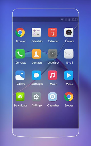 Download Theme for Huawei Honor 6x HD Google Play softwares