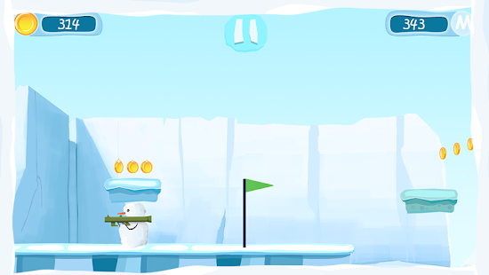 E-Me: Penguin Adventure- screenshot thumbnail