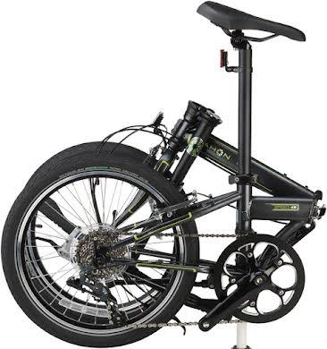 "Dahon Speed D8 20"" Folding Bike, Charcoal alternate image 2"