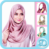 Hijab Fashion Selfie
