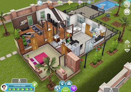 The Sims FreePlay Apk Mod (Dinheiro Infinito) 9