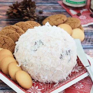 Ambrosia Cheese Ball