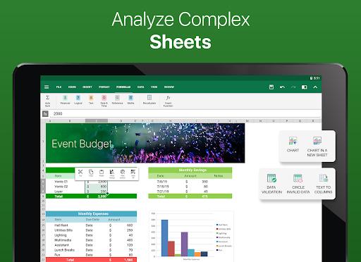 OfficeSuite - Office, PDF, Word, Excel, PowerPoint screenshot 8