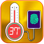 Finger Body Temperature Prank 2017 Icon
