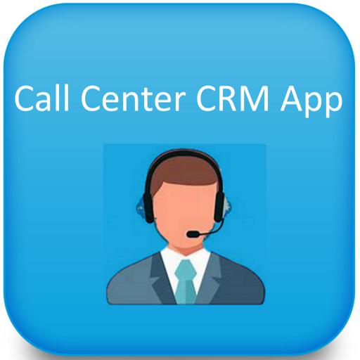 Call Center CRM App