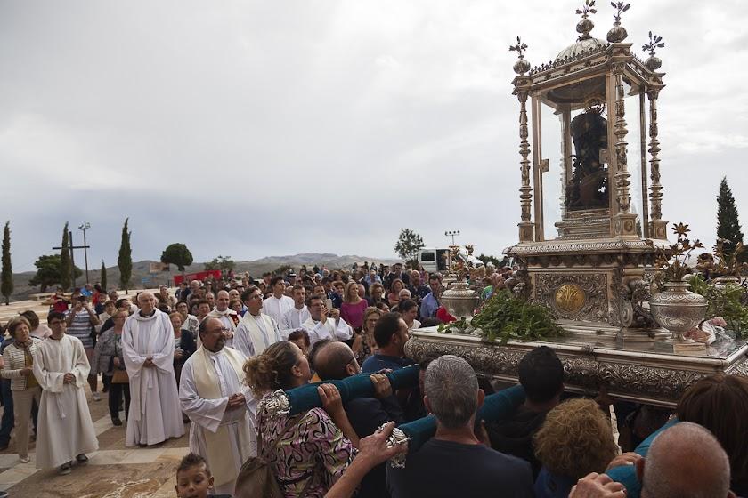 Romería de la Virgen del Saliente 2018