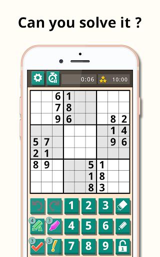 Sudoku classic 1.2.516 screenshots 14