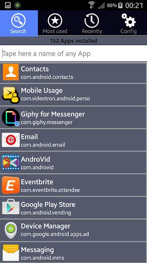 Exec App