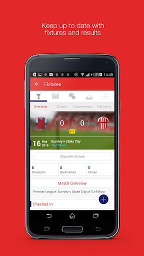Fan App for Stoke City FC