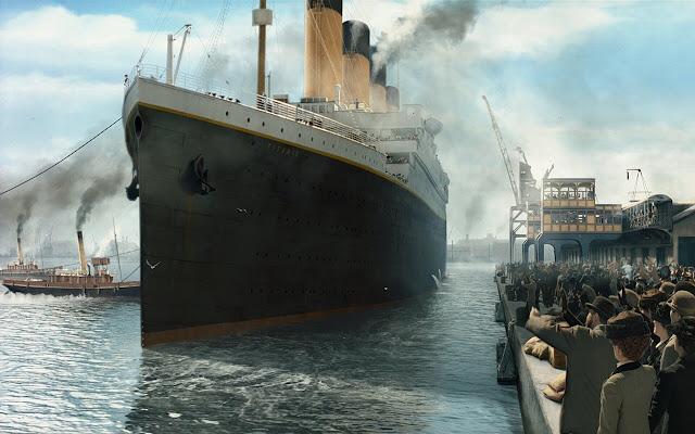 Titanic - New Tab in HD