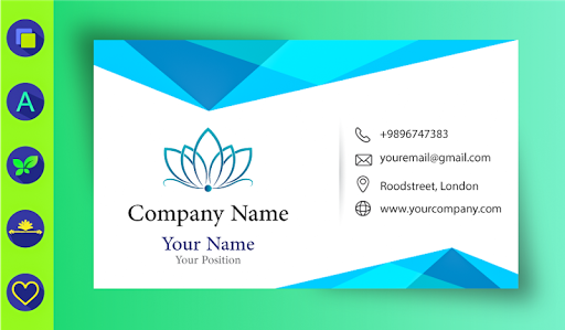 Digital business card maker creator apk download apkpure digital business card maker creator screenshot 3 reheart Choice Image