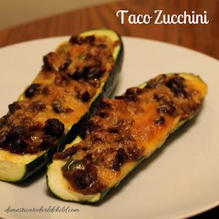 Zucchini Tacos Recipes