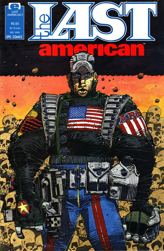 The Last American (1990) - complete