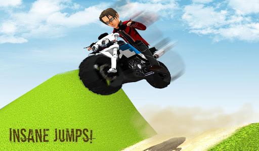 免費下載賽車遊戲APP|爬坡自行車拉力賽 app開箱文|APP開箱王