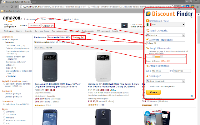 Amazon discount finder chrome web store solutioingenieria Image collections