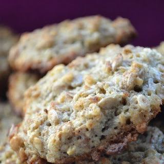 Skinny Simple Banana Oatmeal Cookies