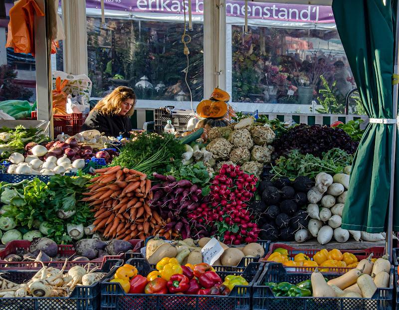 il mercato a Monaco di Baviera di walterferretti