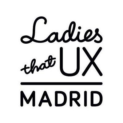 Logo Ladies That UX Madrid