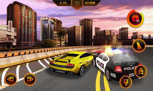 Police Car Chase 1.0.4 Screenshots 6