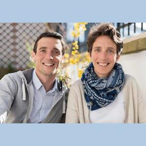 Guillaume et Marie Roullet participe aux Foulée de la rue pour soutenir L'Arche à Beauvais !