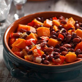 Jamaican Red Beans and Rice.