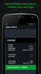Forex Signals: Earn Money with FX Trading - náhled