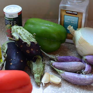Bell Pepper Onion Eggplant Recipes