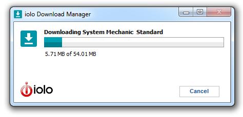 downloading System mechanic