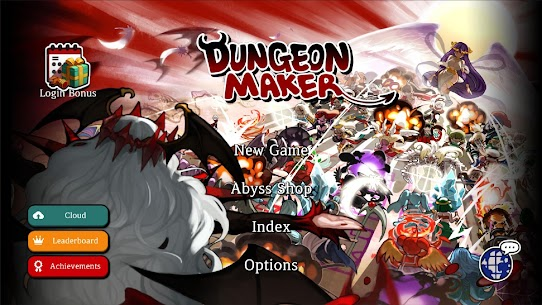 Dungeon Maker MOD Apk 1.9.3 (Unlimited Money/Stones/Magic Souls) 1