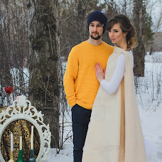 Wedding photographer Anastasiya Lyubickaya (AnLyubitskaya). Photo of 24.03.2016