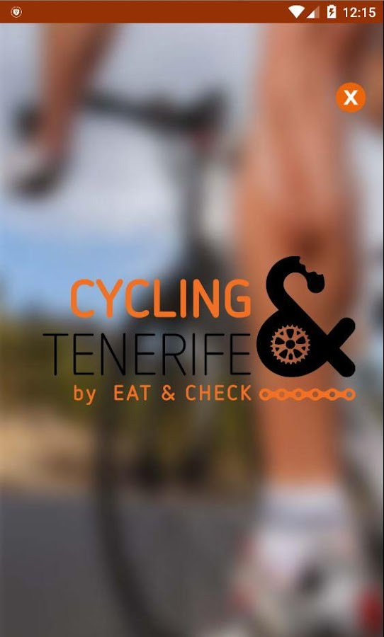 Cycling Tenerife by Eat&Check- screenshot