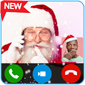 Video Call Frome Santa Claus