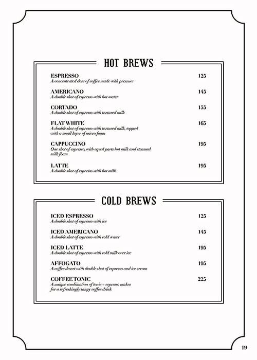 Fable menu 6