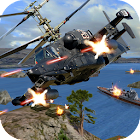 Helicopter Fighting Gunship Strike icon