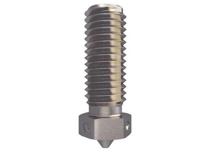 CLEARANCE - E3D Volcano Nozzle - Plated Copper - 3.00mm x 0.40mm