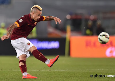 Radja Nainggolan verliest met Roma erg dure punten