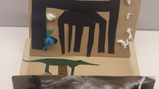 Atelier Tim Burton Studio des Ursulines
