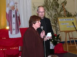 Photo: Spotkanie ze znanym dziennikarzem programów katolickich Bogdanem Sadowskim [15.10.2010]