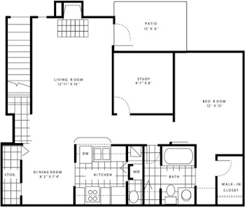 Go to The Magnolia Floorplan page.