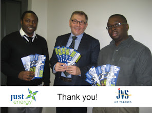 Photo: JVS Toronto will enjoy a Marlies game courtesy of Just Energy