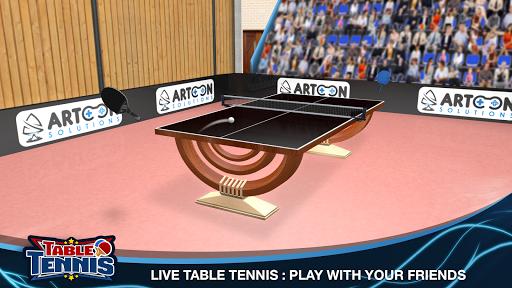 Table Tennis Multiplayer 1.6 {cheat hack gameplay apk mod resources generator} 2