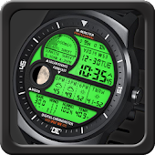 F04 WatchFace for LG G Watch R