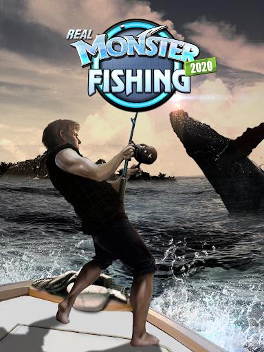 Monster Fishing 2020 apkmr screenshots 9
