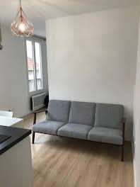 Appartement meublé 2 pièces 20,48 m2