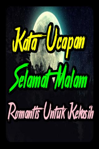 Download Kata Ucapan Selamat Malam Romantis Untuk Kekasih