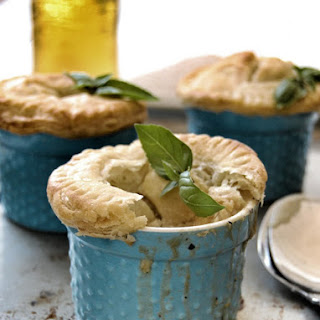 Best Veggie Pot Pies