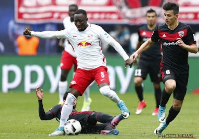 Le décision est prise pour l'éventuel retour de Keita à Liverpool