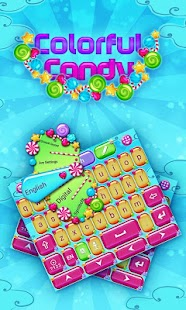 Colorful-Candy-Keyboard-Theme