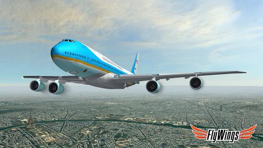 Flight Simulator 2015 Flywings - Paris and France apkpoly screenshots 12
